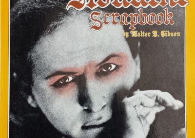 The Original Houdini Scrapbook
