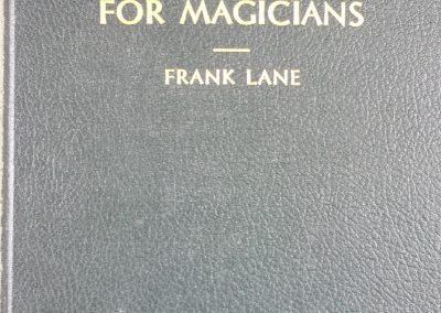 Funny Talk for Magicians