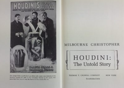 Houdini: The Untold Story
