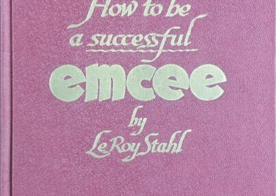 How to be a Successful Emcee
