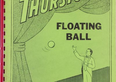 Thurston's Floating Ball