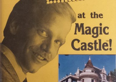 Live at the Magic Castle