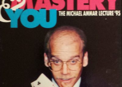 Magic Mastery and You