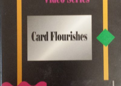 Private Lesson Video Series – Card Flourishes
