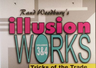 Illusion Works Volume 3 and 4